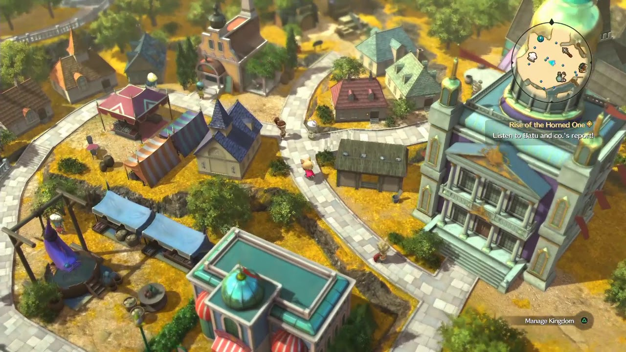 Why We Need to See Ni No Kuni 2's Kingdom Building Mechanic in More Games
